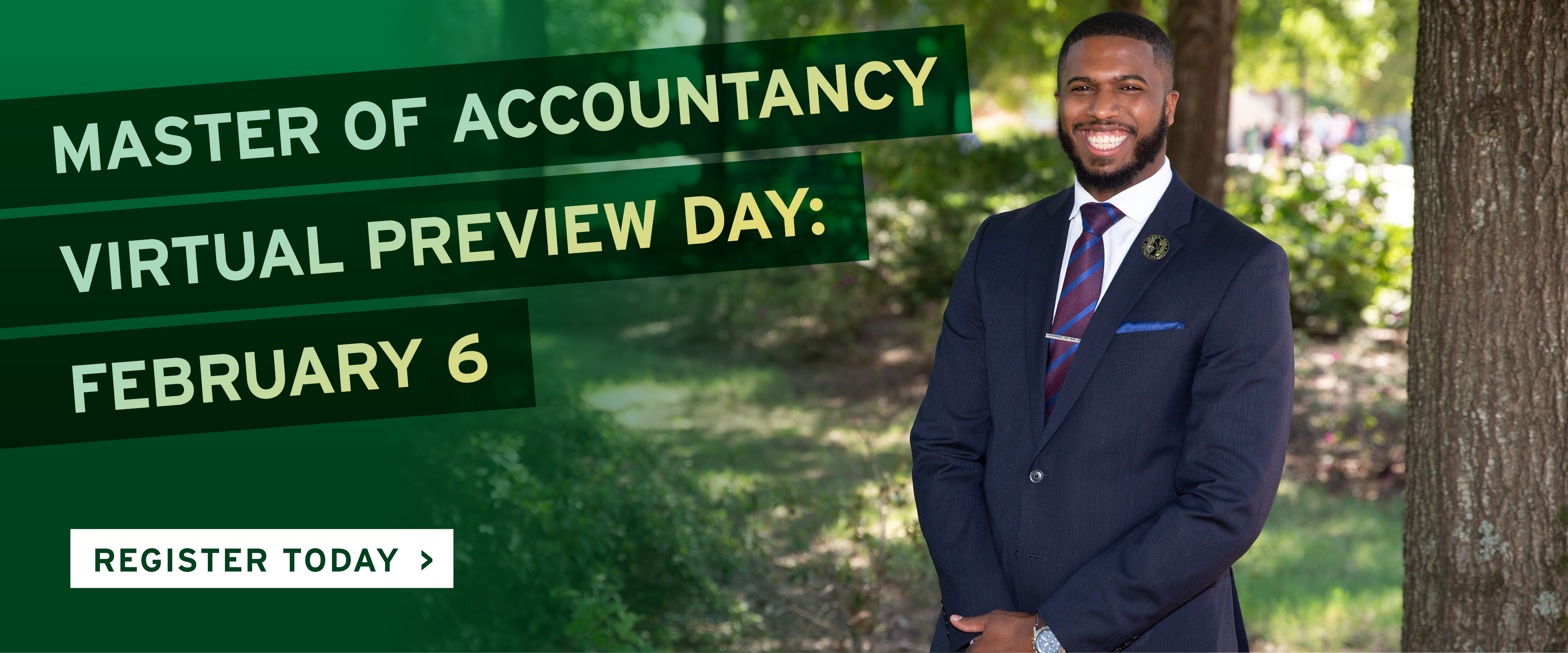 Master of Accountancy Virtual Preview Day
